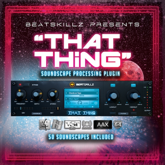 Beatskillz That Thing v1.0 WiN/MAC-UNION
